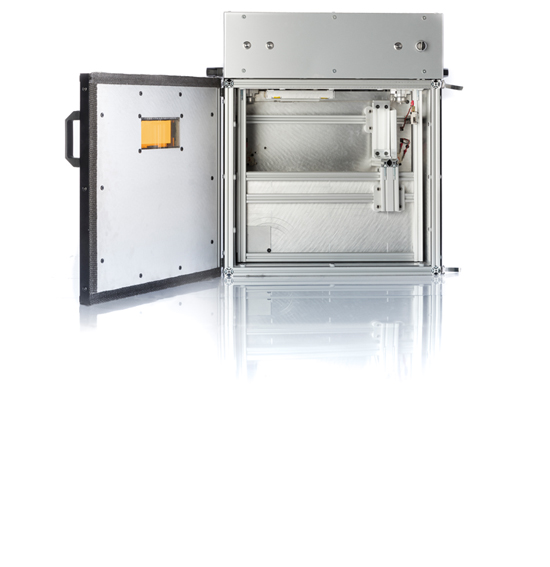 Sintratec Kit Door open