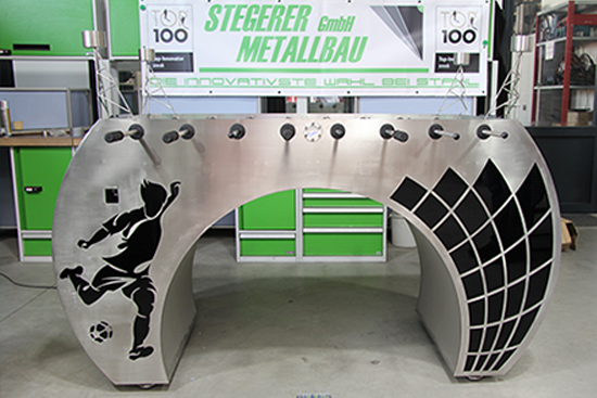 Stegerer Metallbau Use Case